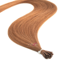 Poze Standard Magic Tip Extensions Light Brown 8B - 50cm