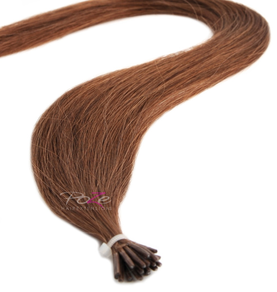Poze Standard Magic Tip Extensions Lovely Brown 6B - 50cm