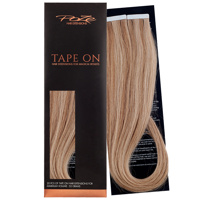 Poze Standard Tape On Extensions - 52g Brown Ashblonde Mix 10B/8B - 50cm