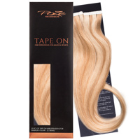 Poze Standard Tape On Extensions - 52g Sunkissed Beige 12NA/10B - 60cm
