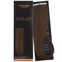 Poze Standard Tape On Extensions - 52g Lovely Brown 6B - 50cm