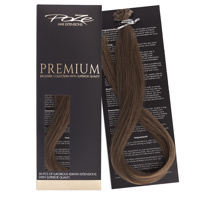 Poze Premium Keratin Extensions Cool Brown 7NV - 50cm