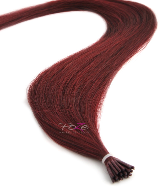 Poze Standard Magic Tip Extensions Red Passion 5RV - 50cm