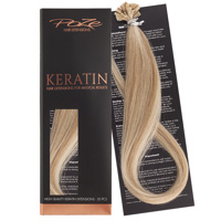 Poze Standard Keratin Extensions Sunkissed Beige 12NA/10B - 40cm