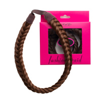 Poze Fashion Braid - Boho Chic Light Copper Brown 7BK