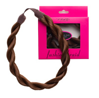 Poze Fashion Braid - Romantic Twist Light Copper Brown 7BK