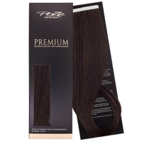Poze Premium Tape On Extensions - 52g Dark Espresso Brown 2B - 50cm