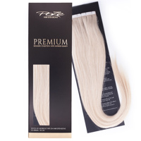 Poze Premium Tape On Extensions - 52g Platinum 12NA - 50cm