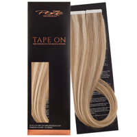 Poze Standard Tape On Extensions - 52g Ash Mix 8A/10NV - 40cm