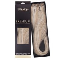 Poze Premium Hårträns Hårförlängning - 110g Dirty Blonde Mix 10B/12AS - 50cm