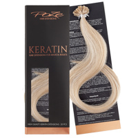 Poze Standard Keratin Extensions Dirty Blonde Mix 10B/12AS - 50cm
