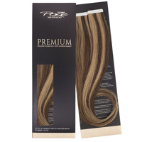 Poze Premium Tape On Extensions - 52g Chocco Cola Mix 4B/9G - 50cm