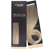 Poze Premium Tape On Extensions - 52g Ash Mix Balayage 8A/10NV - 50cm